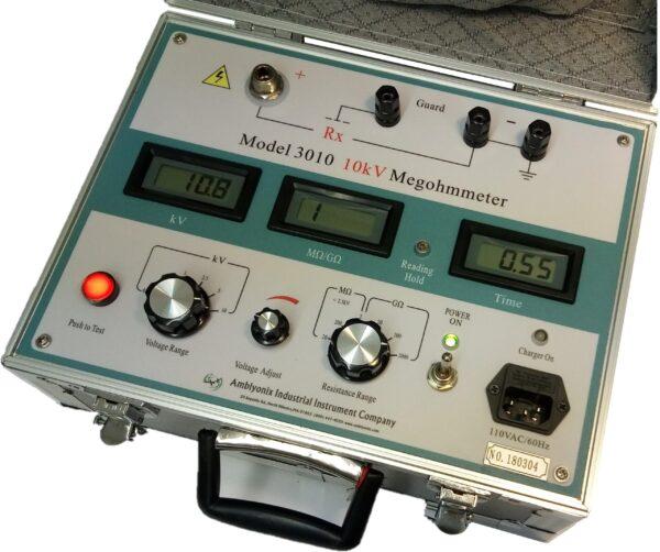 3010-Model 3010 Megohmmeter 10 kV-1